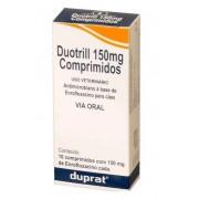 Antimicrobiano para Cães DuoTrill 150mg - Duprat