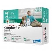 Antipulgas Comfortis 560mg para Cães de 9 a 18kg e Gatos de 5,5 a 11kg - Elanco
