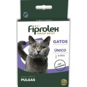 Antipulgas Fiprolex Drop Spot para Gatos (0,5ml) - Ceva