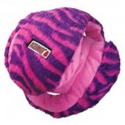 Brinquedo para Cães Funzler Purple/Pink Print Medium - Kong