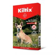 Coleira Antipulgas e Carrapatos Kiltix para Cães Pequenos 35cm P (12,5g) - Bayer