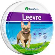Coleira Antipulgas e Carrapatos para Cães Leevre 48cm - Validade Abril/2020                               ) - Ourofino
