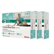 Combo 3 unidades Antipulgas Comfortis 560mg para Cães de 9 a 18kg e Gatos de 5,5 a 11kg