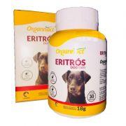Eritros Dog Tabs 18g (30 Tabletes) - Organnact