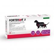 Fortekor Cães e Gatos 5mg (28 Comprimidos) - Elanco