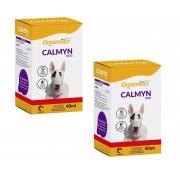 Kit 2 Unidades Calmyn Dog 120ml - Organnact