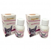 Kit 2 Unidades Nutrifull Cat 30ml - Organnact