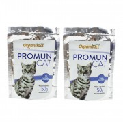 Kit 2 Unidades Promun Cat 50g - Organnact