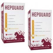 Kit 2 Unidades Suplemento Hepguard para Cães (30 comprimidos) - Avert