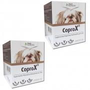 Kit 2 Unidades Suplemento Vitamínico Aminoácido para Cães CoproX 60g - Duprat