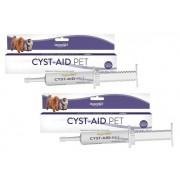 Kit 2 Unidades Suplemento Vitamínico Cyst-Aid Pet Gel 35g - Organnact