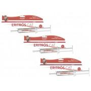 Kit 3 Eritrós Cat Pasta 30g - Organnact