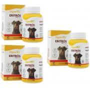 Kit 3 Unidades Eritros Dog Tabs 18g (30 Tabletes) - Organnact