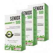 Kit 3 Unidades Suplemento para Cães e Gatos Seniox 500 - Avert