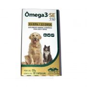 Omega 3 SE 550 (30 Capsulas) - VETNIL