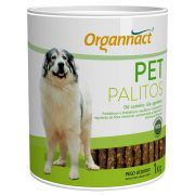 Pet Palitos 1kg - Organnact