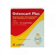 Regenerador Articular com Vitaminas Osteocart Plus (30 comprimidos) - Labyes (Validade Dezembro/2020)
