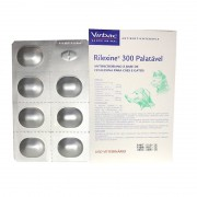 Rilexine Palatavel 300 (14 Comprimidos) - Virbac