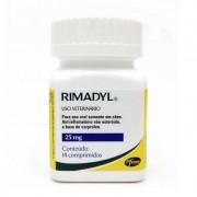 Rimadyl 25mg (14 Comprimidos) - Zoetis