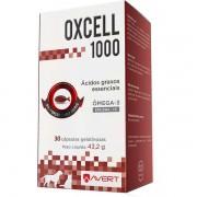 Suplemento para Cães e Gatos Oxcell 1000 - Avert