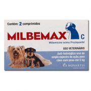 Vermifugo Milbemax Para Caes Ate 5kg - Elanco