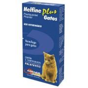Vermifugo para Gatos Helfine Plus (2 comprimidos) - Agener União