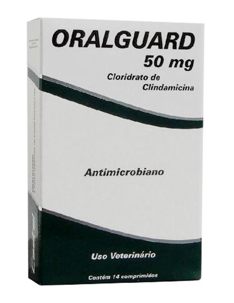 Antibiótico Dentário para Cães Oralguard 50mg - CEPAV