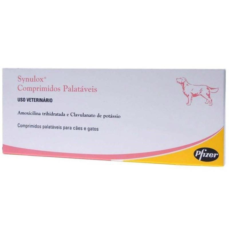 Antibiotico Synulox 50mg - Zoetis