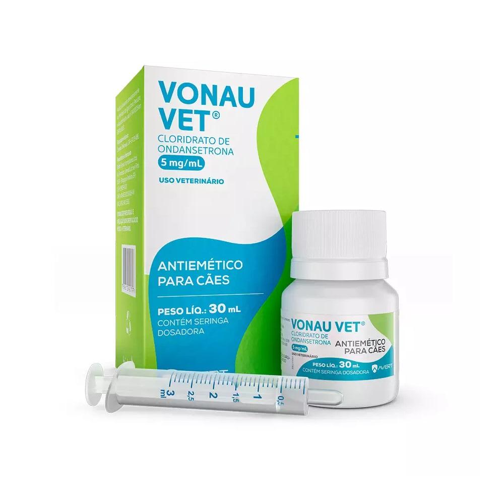Antiemético para Cães Vonau Vet 30ml - Avert
