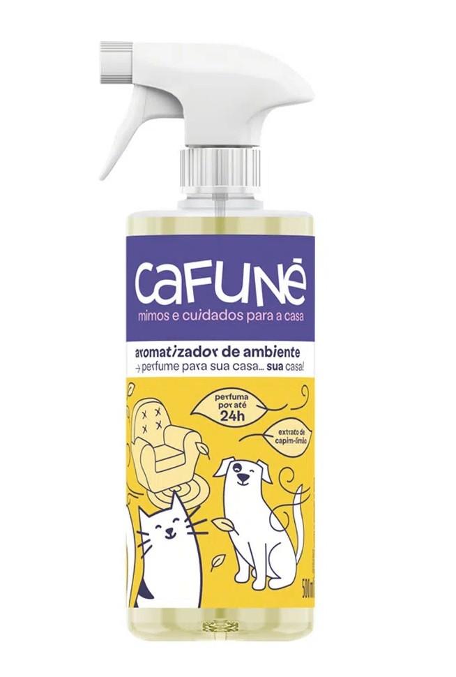 Aromatizador de Ambiente Capim Limão 500ml - Cafuné