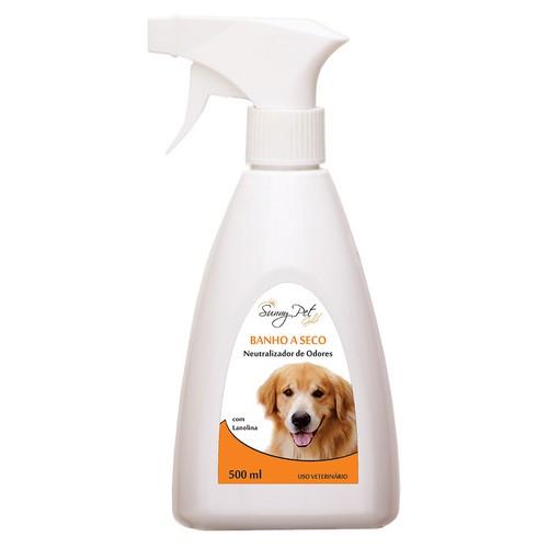 Banho a Seco Neutralizador de Odores 500ml - Sunny Pet
