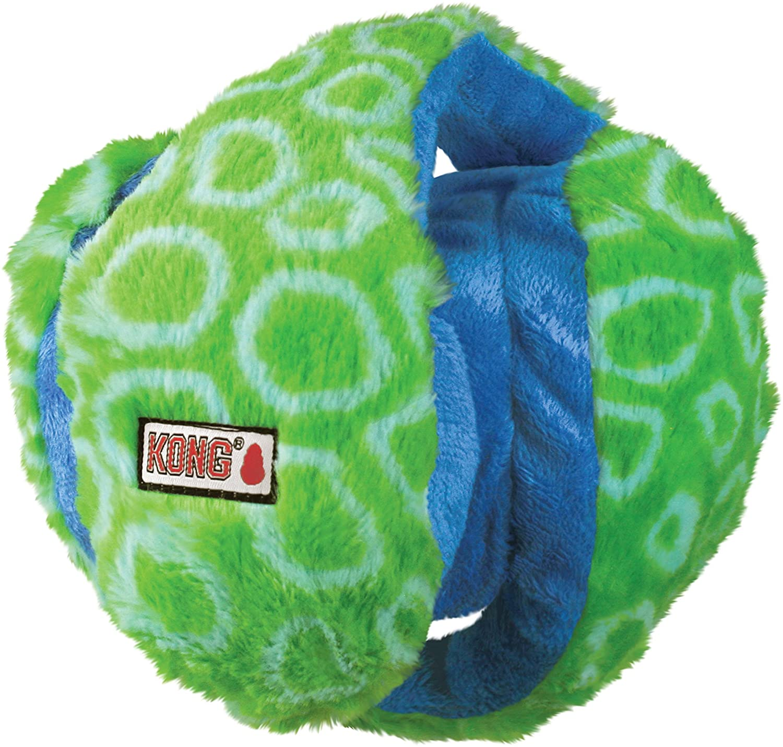 Brinquedo para Cães Funzler Green/Blue Medium - Kong