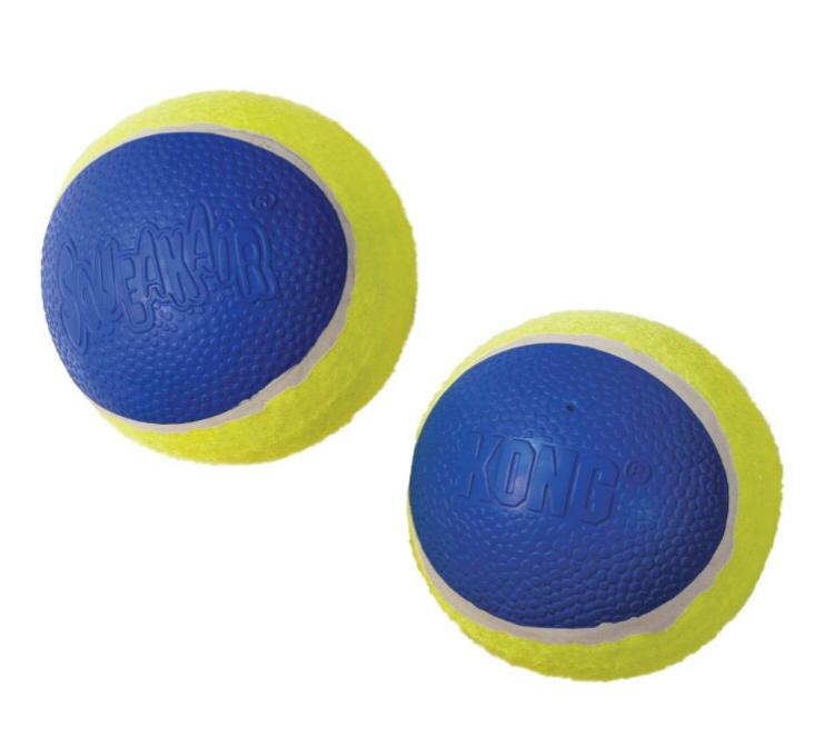 Brinquedo para Cães Ultra Squeakair Ball Large - Kong