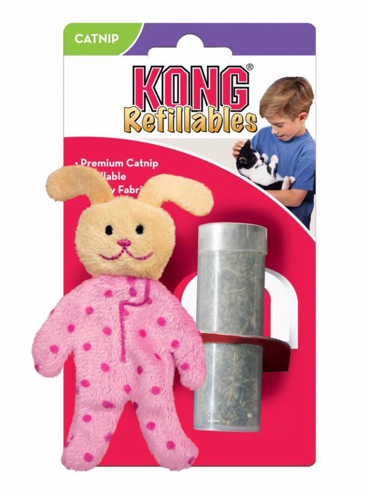 Brinquedo para Gatos Pajama Buddy com Catnip - Kong Company