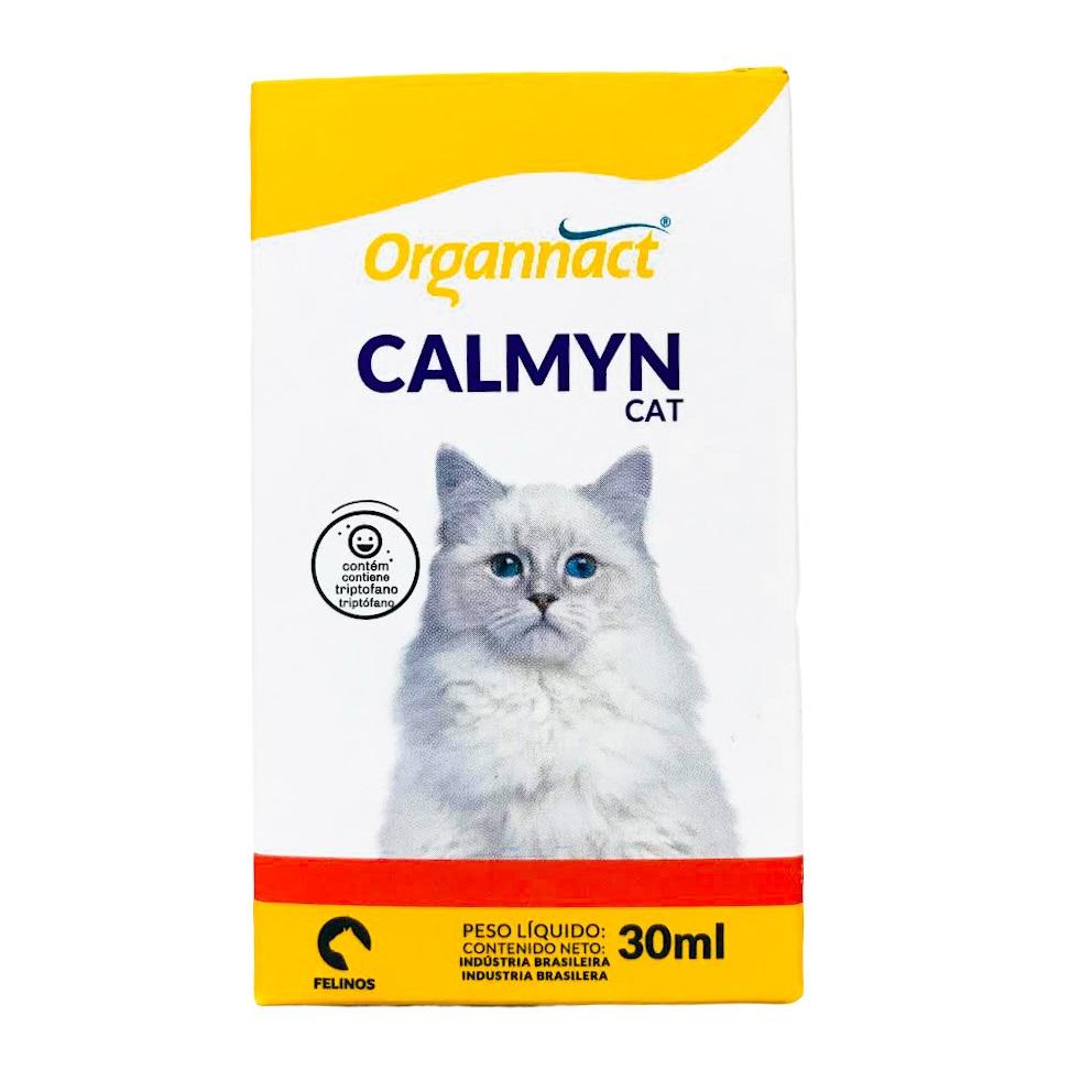 Calmyn Cat 30 Ml - Organnact