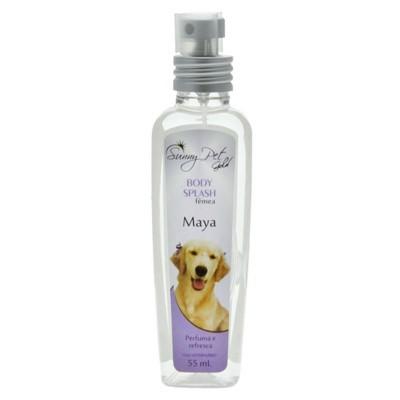 Colônia Body Splash Maya (Fêmea) 55ml - Sunny Pet