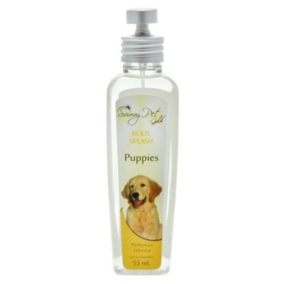 Colônia Body Splash Puppies (Filhotes) 55ml - Sunny Pet