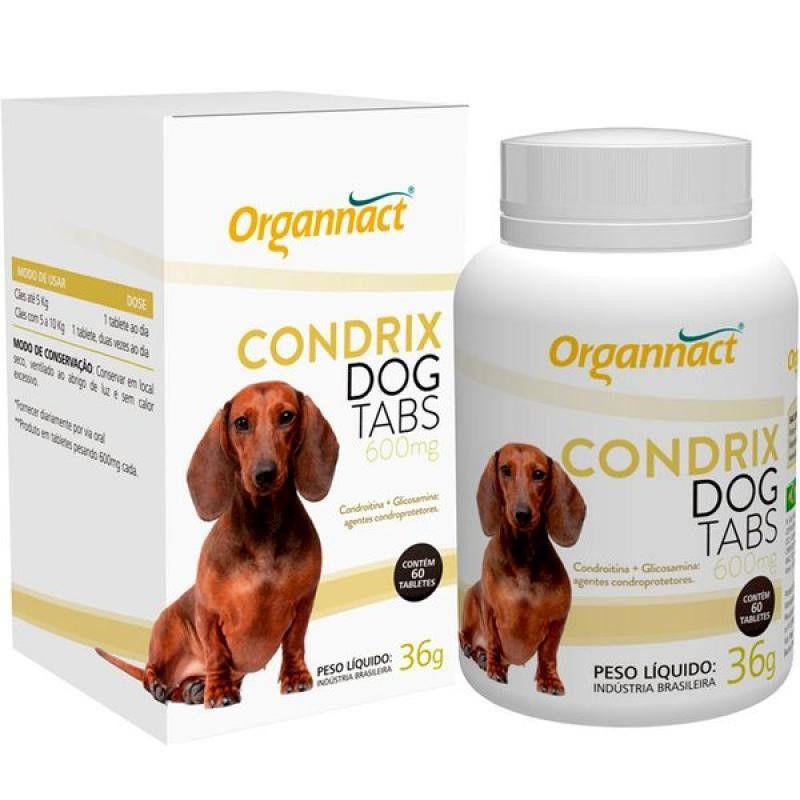 Condrix Dog Tabs 600mg (36g) - Organnact