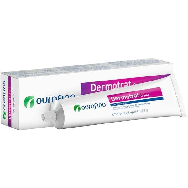 Dermotrat Creme 20g - Ourofino