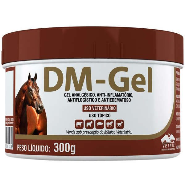 DM-Gel 300g - Vetnil