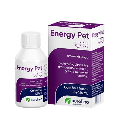 Energy Pet 125ml - Ourofino