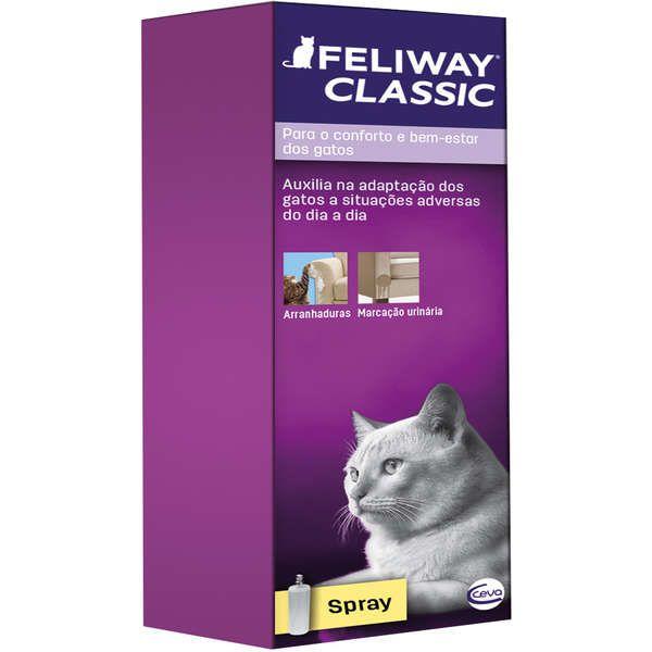 Feliway Classic Spray para Gatos 60ml - Ceva