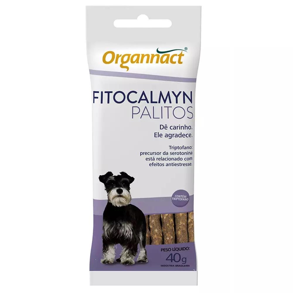 Fitocalmyn Palitos 40g - Organnact