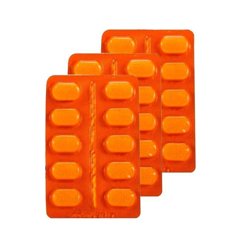 Gerioox (3 cartelas com 10 comprimidos) - Labyes