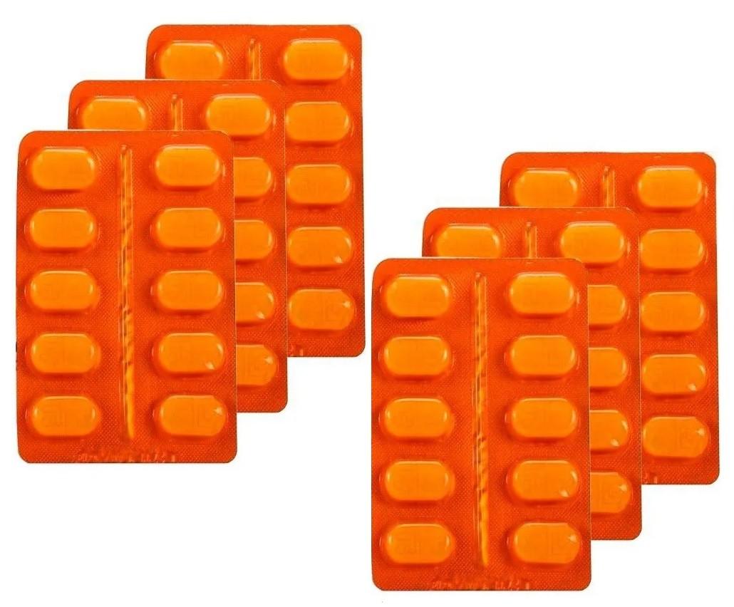 Gerioox (6 cartelas com 10 comprimidos) - Labyes