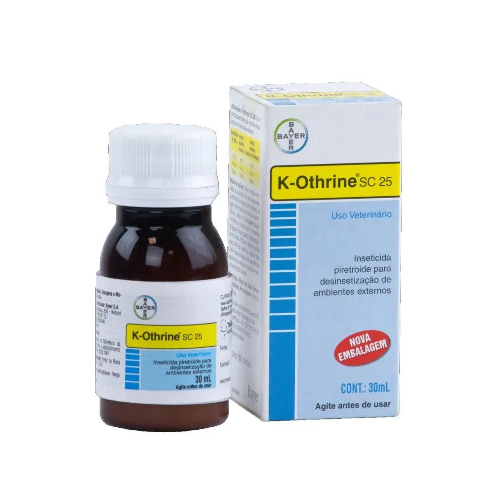 Inseticida K-Othrine SC 25 (30ml) - Bayer