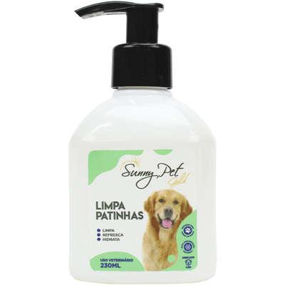 Limpa Patinhas 230ml - Sunny Pet