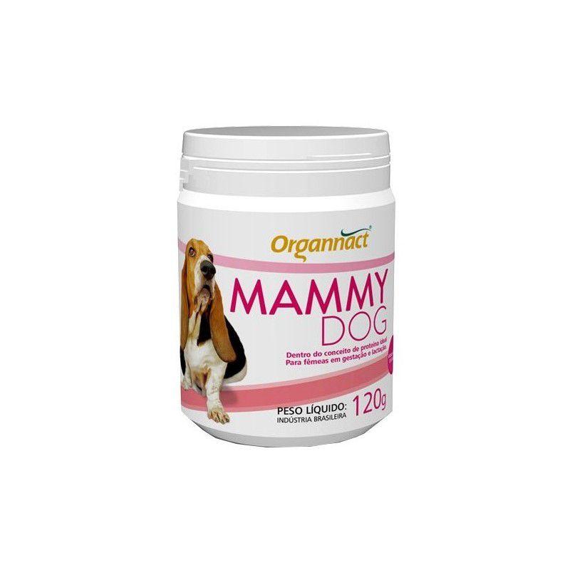 Mammy Dog 120 gr - Organnact