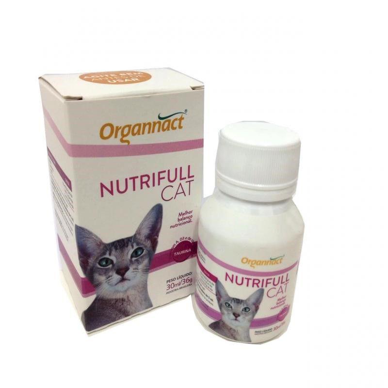 Nutrifull Cat 30ml - Organnact