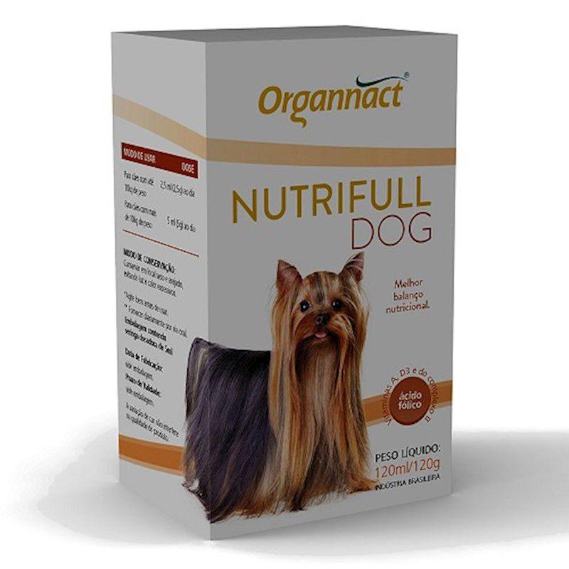 Nutrifull Dog 30ml - Organnact